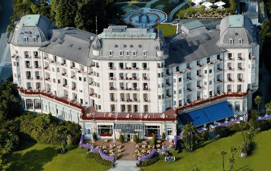 Regina Palace Hotel: Storia di un Progetto