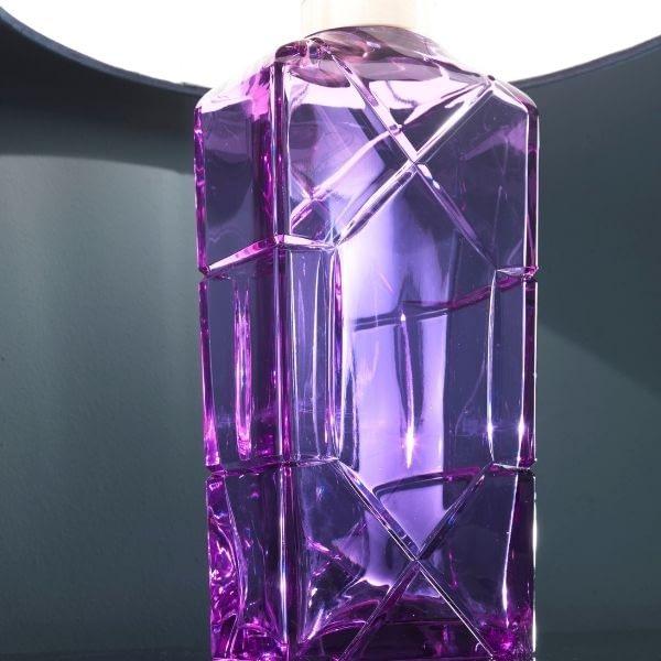 Lampada da tavolo Violet