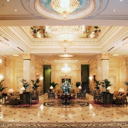 Hotel Villa Aminta